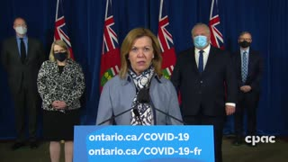 News Headlines COVID-19 in Ontario: Stay-at-home order to begin Thursday, January 14th