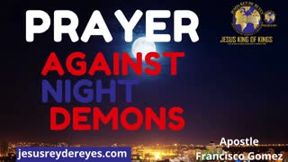 #6 PRAYER AGAINST NIGHT DEMONS, SEX WITH DEMONS