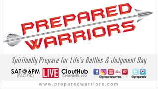 Prepared Warriors CHECK-IN. 4 Stages of Spiritual Warfare