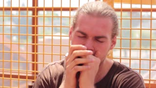 James Anderson — Beatbox-Harmonica - Video
