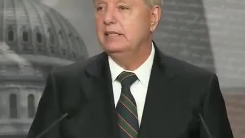 Lindsey Graham twists the knife. Calls on Patriots to be arrested