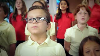 Billy Madison's 'Back to School' Sung by Children's Choir - Video