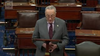 Schumer: There Will Be an Unconstitutional Trial to Convict a Private Citizen