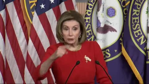 Nancy Pelosi Thinks Biden's Border Crisis is GREAT! Applauds Policy Decisions That Started It