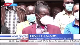 Governor Mandago urges leaders to adhere to COVID-19 regulations
