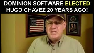 Dominion Software Elected Hugo Chavez 20 Years Ago