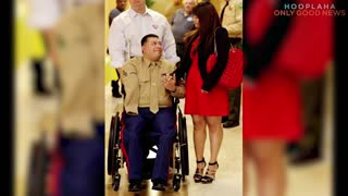 This Triple Amputee War Vet's Love For Music Helped Save His Life - Video