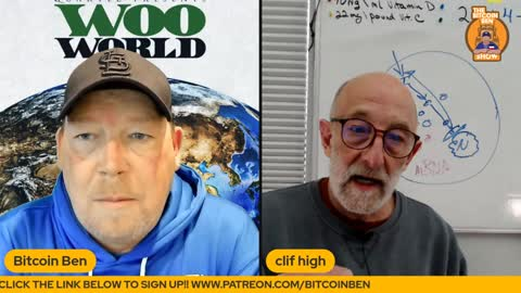 Clif High and Bitcoin Ben, ThatWooTheyDoo
