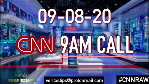 CNN morning manager meeting with Jeff Zucker 9/8/2020