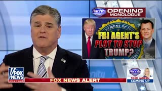 Hannity on Mueller Probe: Rod Rosenstein 'Aiding and Abetting' the 'Threat to Rule of Law' - Video
