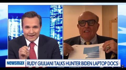 Giuliani Exposes Sexual inappropriate Text Message