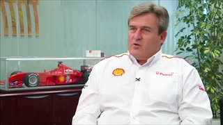 Shell extends historic Ferrari deal - Video