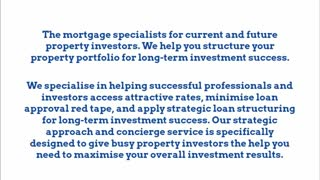 Mortgage broker Melbourne - Video
