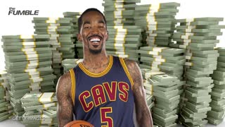 Cleveland Cavaliers Guard J.R. Smith Being Sued for $2.5 million - Video