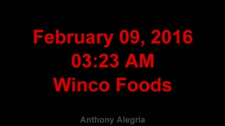 Unsanitary Conditions at Winco Meat Department - Video