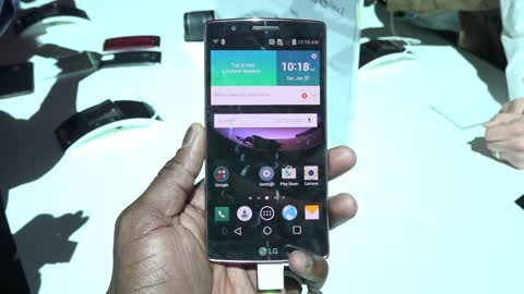 LG G Flex 2 smartphone hands-on review