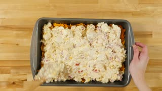 How to make a chicken Dorito casserole