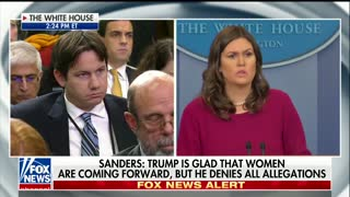 White House Responds to Revived Trump Sexual Misconduct Allegations - Video