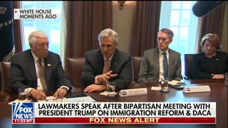"""Mr. President, you need to be clear here,"" urged Rep. Kevin McCarthy - Video"