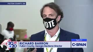 Fulton County's Election Director
