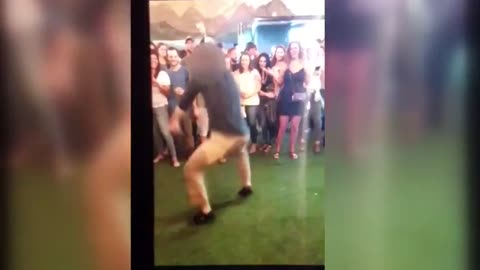 Off-Duty FBI Agent Accidentally Shoots A Man After Busting A Move