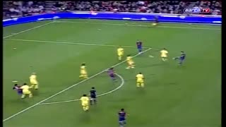 Ronaldinho golazo vs Villarreal - Video
