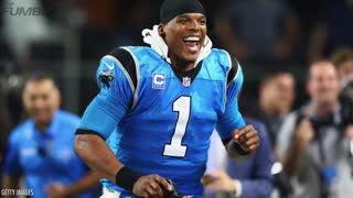 Cam Newton Says LeBron James, Not Stephen Curry, Best Player in NBA - Video