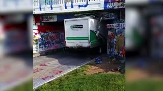 Accident at Graffiti Bridge - Video