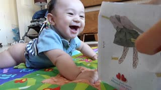 Funny baby http://www.tommygai.com/ - Video