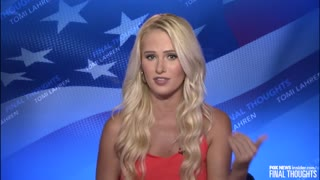 Tomi Lahren Recommends AGAINST Pushing For A Repeal Of Roe v. Wade