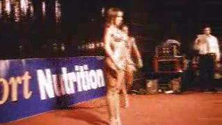 Challenger fisicoculturism and Fitness Uruguay 2006 - Veronica - Video