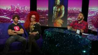 Chi Chi LaRue on Hey Qween! With Jonny McGovern - Video