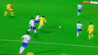 Andreas Pereira just scored this sick goal for Granada. - Video
