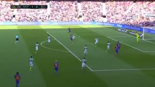 VIDEO: Turan goal vs Real Betis