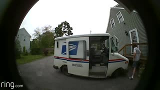 Angry Mailman - Video
