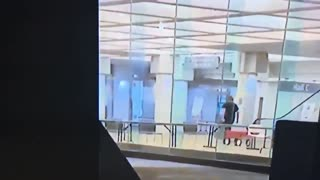 Live Voter Fraud Caught on Camera. Ballots in trolley