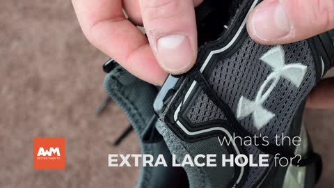 For All The Years I've Been Alive, I Had No Idea THIS Is The Reason For The Extra Shoelace Hole...