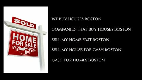 sell my home fast boston