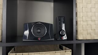 'Rockford Fosgate P560' home entertainment review - Video
