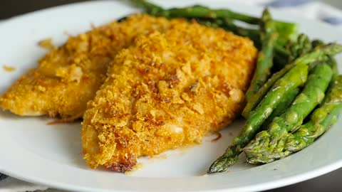 Oven-baked ranch chicken recipe
