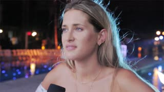Miami SWIMWEEK _ EXCLUSIVE Interview with Francesca Aiello (Frankies Bikini's) - Video