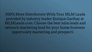 business opportunity leads - Video