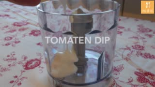 Zomerse tomaten dip - Video