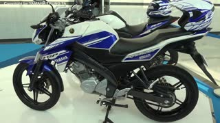 Yamaha V-ixion 150cc GP Indonesia - Review