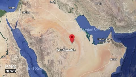 Ballistic Missile Intercepted Over the Saudi Capital