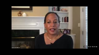 Linda Goler Blount tells how she makes a difference helping the community