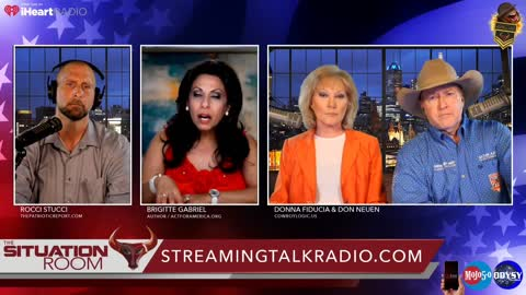 """Brigitte Gabriel: """"The door is wide open, and the word is out worldwide"""""""