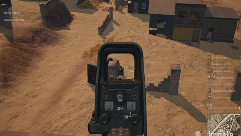 Funny PUBG moment! Unexpected jump. BUG