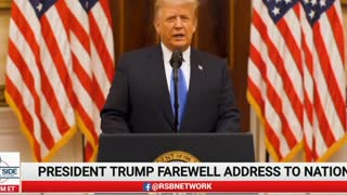 Farewell Address President Donald J. Trump
