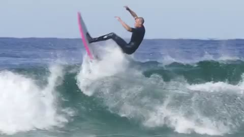 Surfing Air Competition Gets Intense